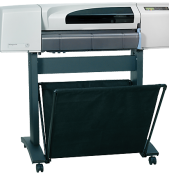HP Designjet 510 610 mm Plotter