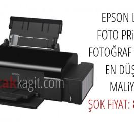 En Ucuz Epson L800: 890 TL!