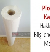 Plotter Kağıdı